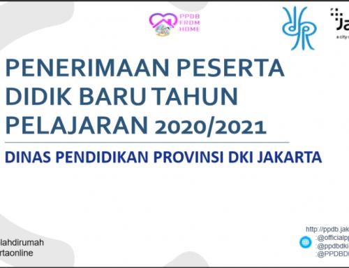 Pengumuman untuk Peserta Didik Baru Kelas X SMAN 70 Jakarta Tahun Ajaran 2020 – 2021